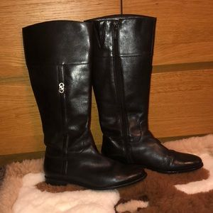 """Cole Haan """"Rigby"""" Riding Boots"""
